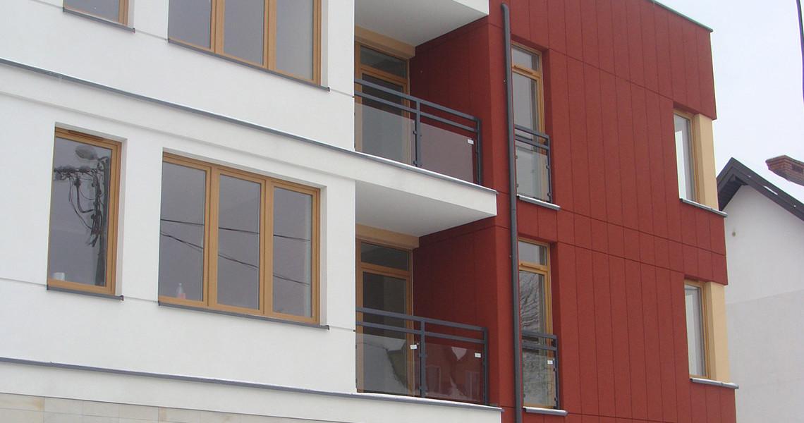 Nowe apartamenty