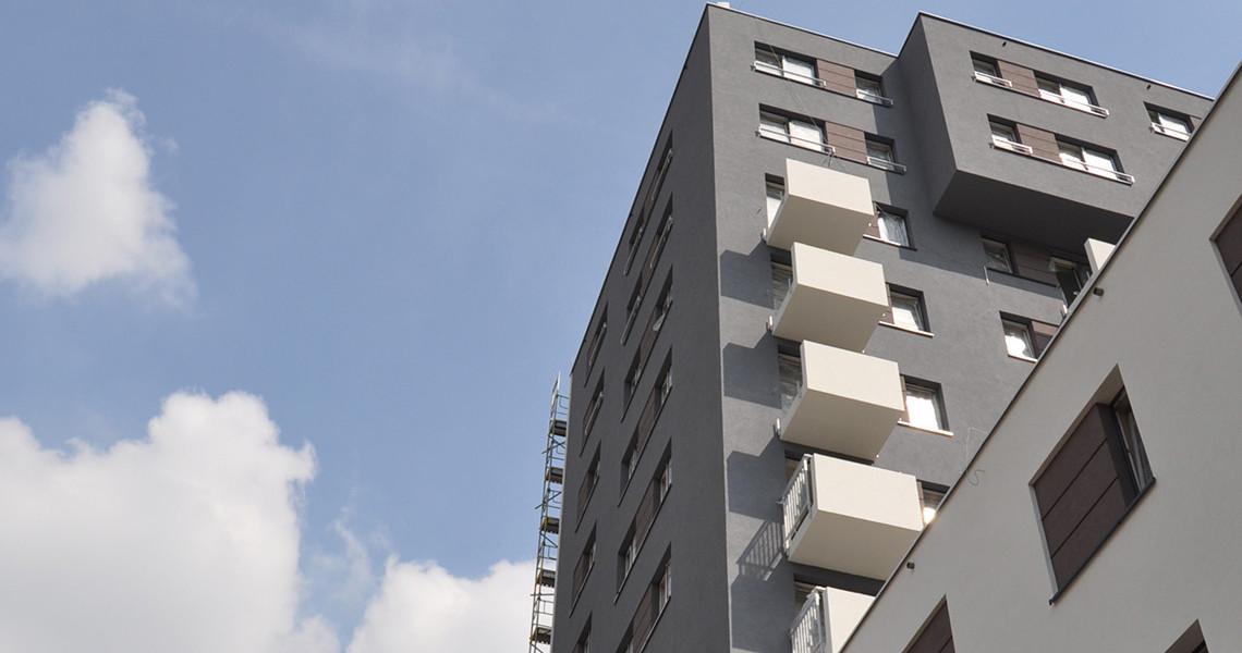Nowe mieszkania na Woli Duchackiej w Krakowie