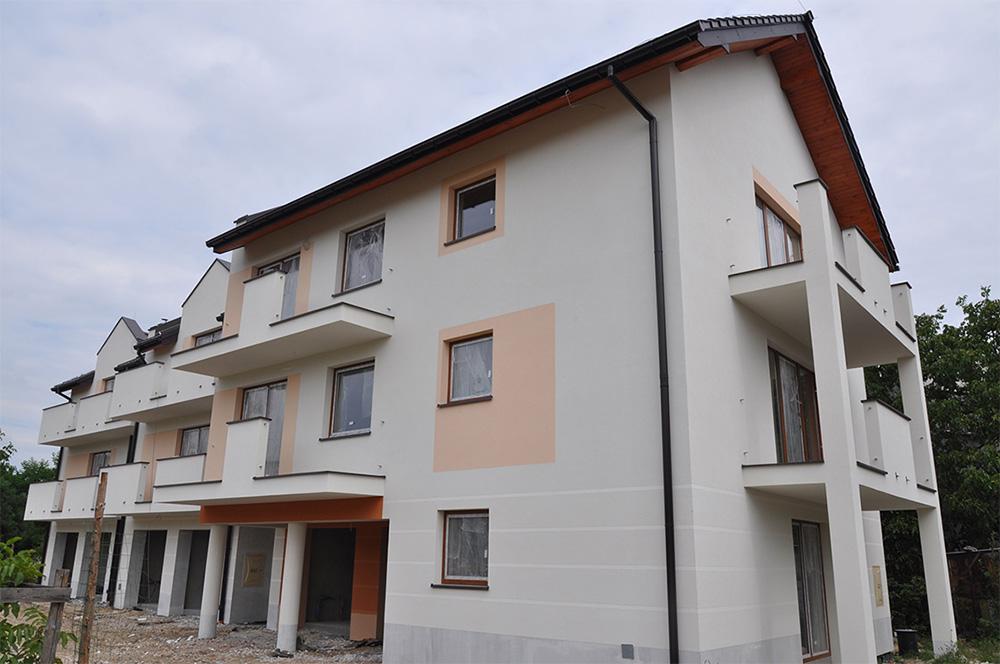 Aktualny stan budowy - Nowe Mieszkania – Ruczaj